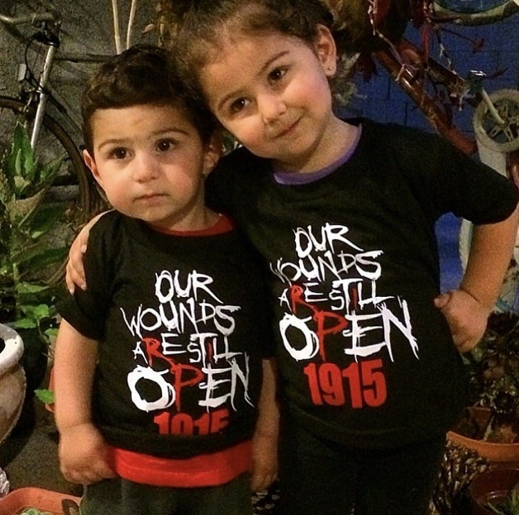 Open Wounds 1915 - We Are Still Here - Our Wounds Are Still Open 1915 - Armenian Genocide Merchandise, Clothes, T-shirts, Flags, Hoodies. OpenWounds1915.com
